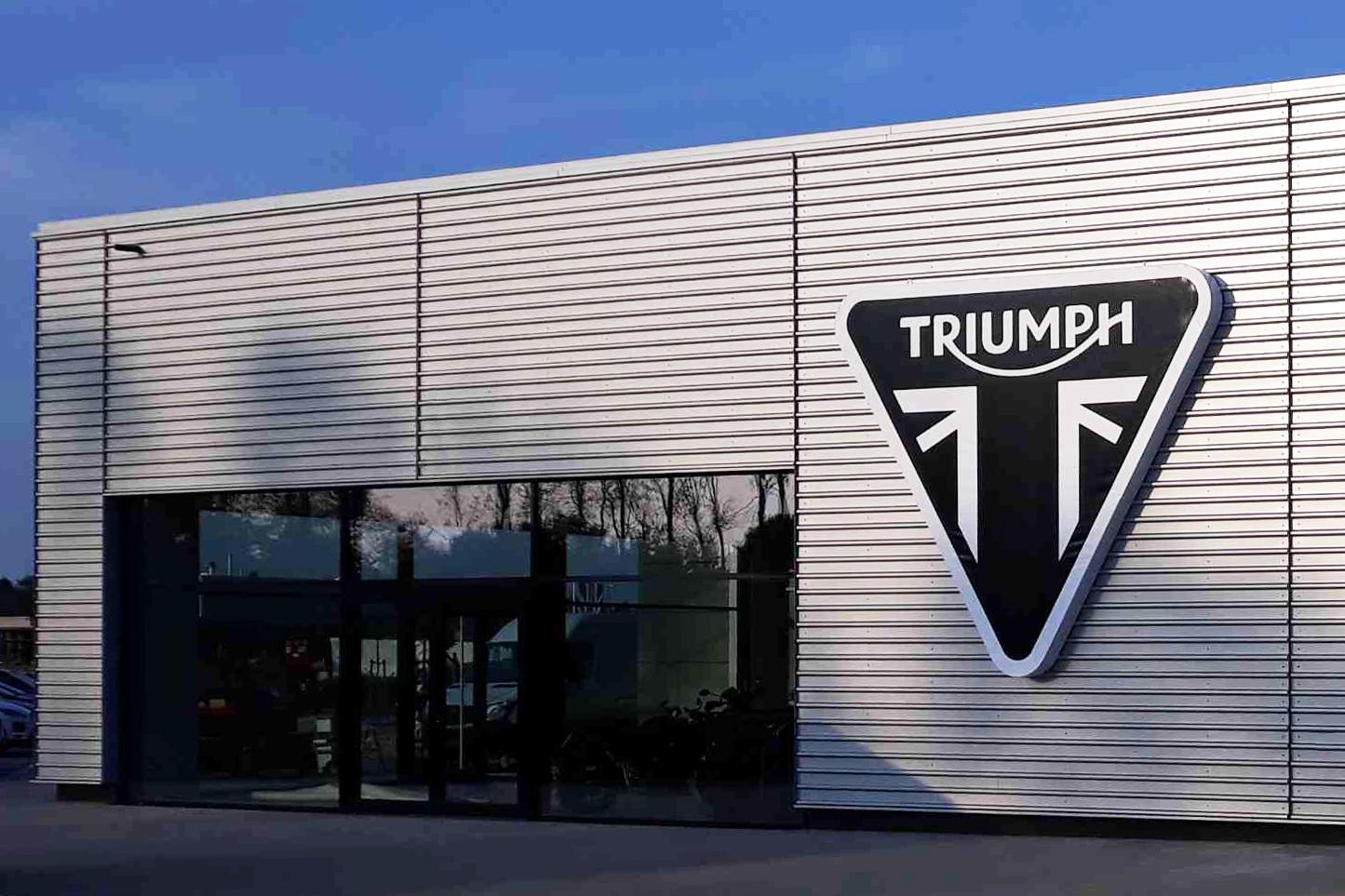 Triumph Motorrad Logo