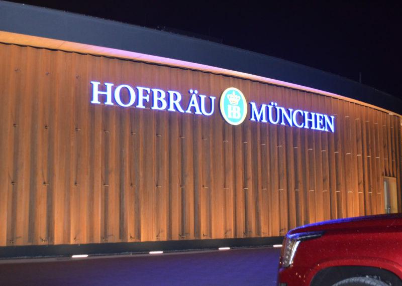 Tank & Rast Fürholzen West Hofbräu München
