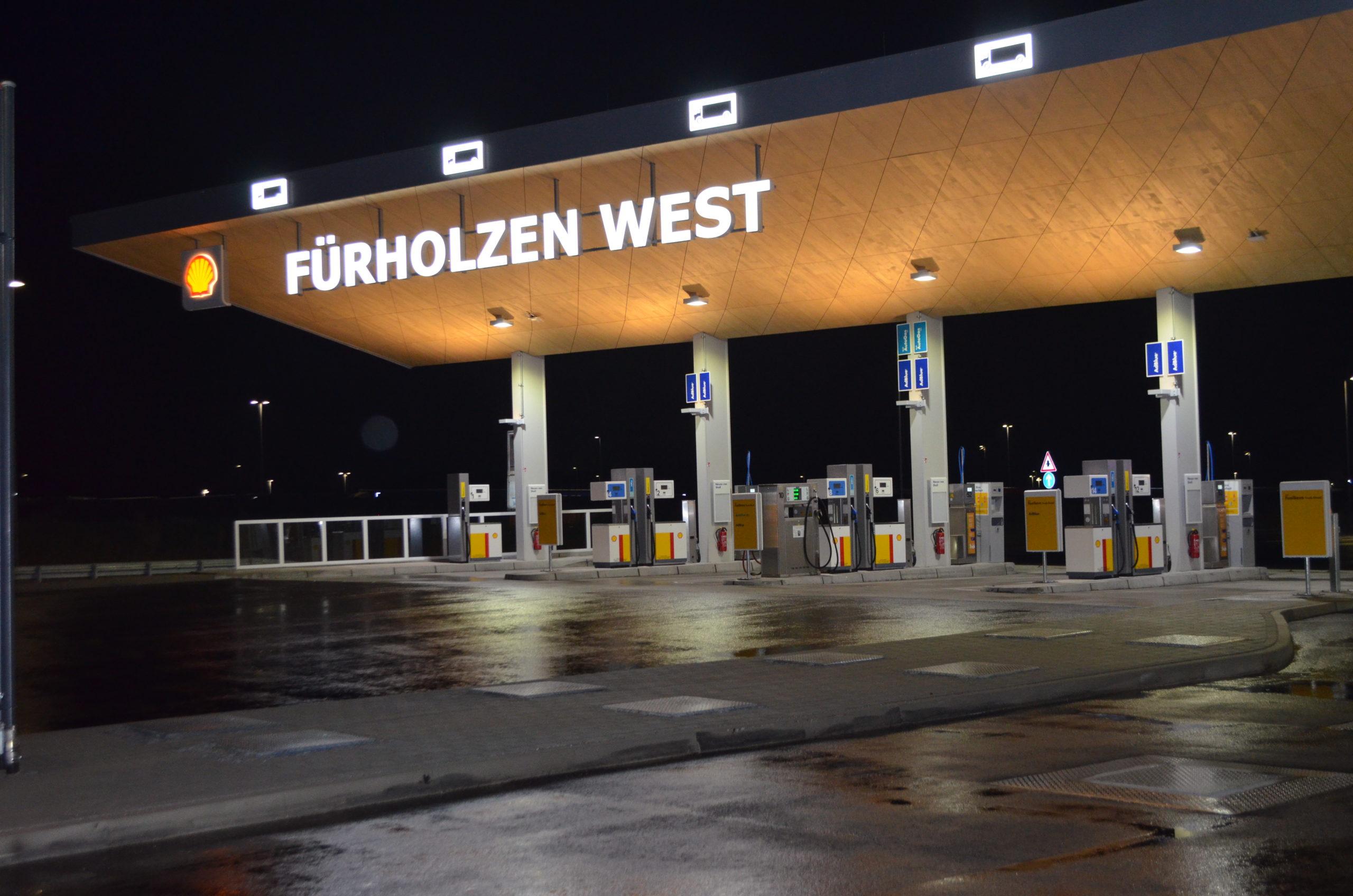 Tank & Rast Fürholzen West