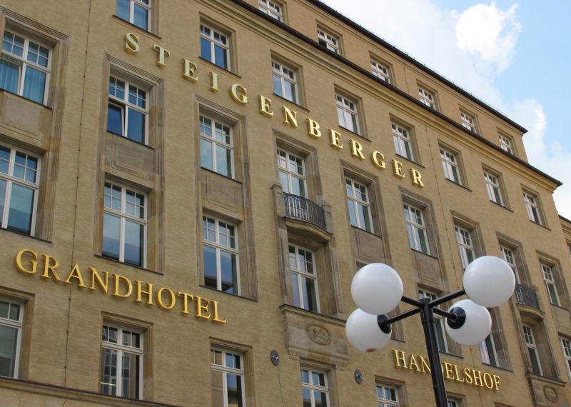 Steigenberger Leipzig Grandhotel Handelshof
