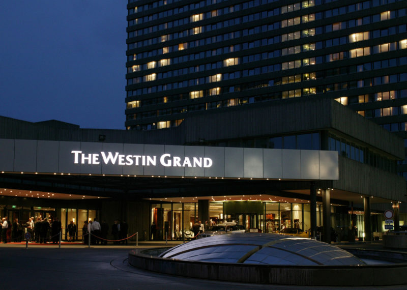 The Westin Grand Hotel München