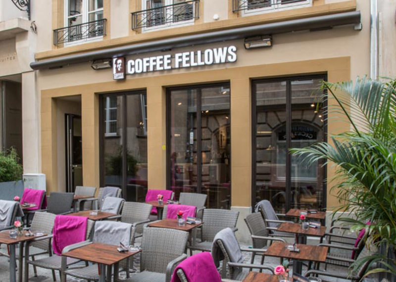 Coffee Fellows Luxemburg