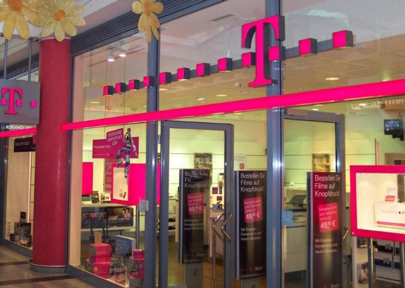 Telekom T-Shop